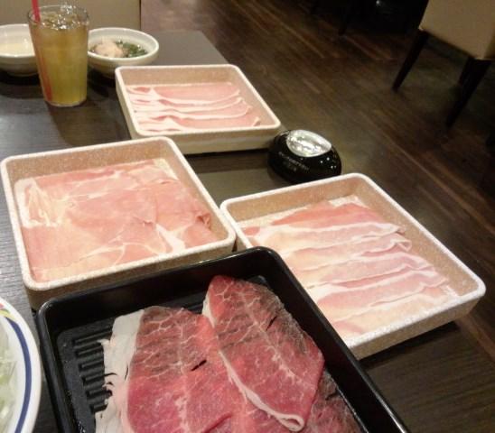 お肉は、ほぼ三平が食べていたんです(笑)ブタ肉は・・・