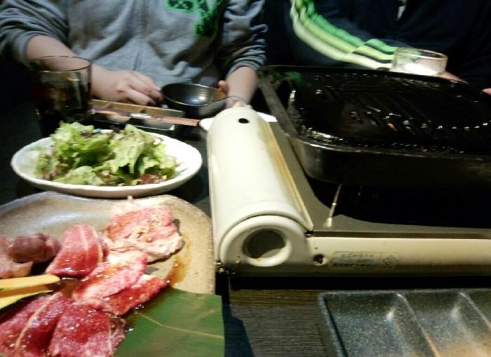 三平はこの焼肉食べ放題気に入ってたみたいだけど、自分はお肉はもういっかな~だったので普通でした。